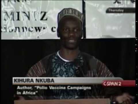 The Polio Vaccination Agenda in Africa Blown Wide Open by Kihura Nkuba