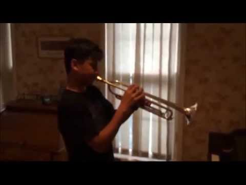 This Land Is Your Land (Trumpet cover)