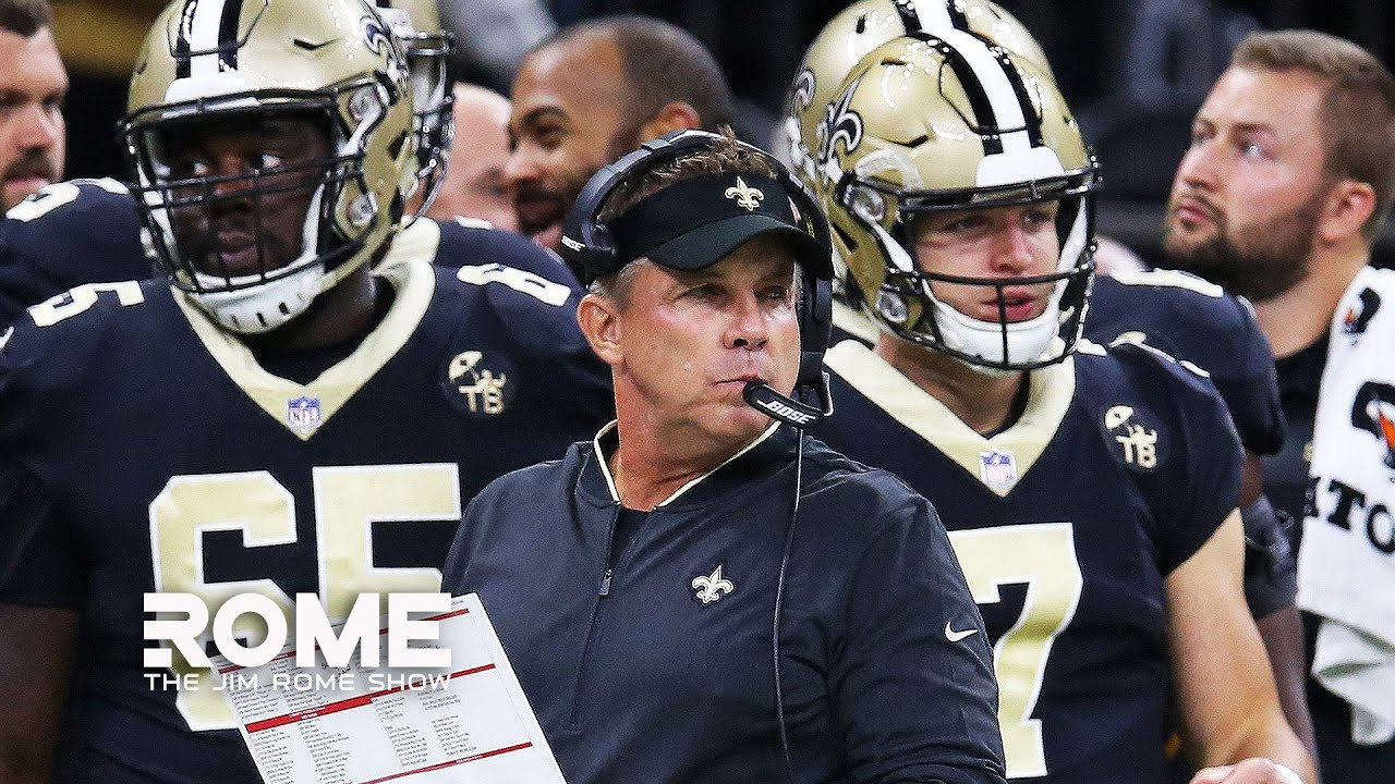 Sean Payton On Starting Taysom Hill | The Jim Rome Show