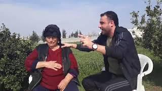 سليمان نصرة   موال   ودلعونه مع جدته  Sleiman Nasra  2018