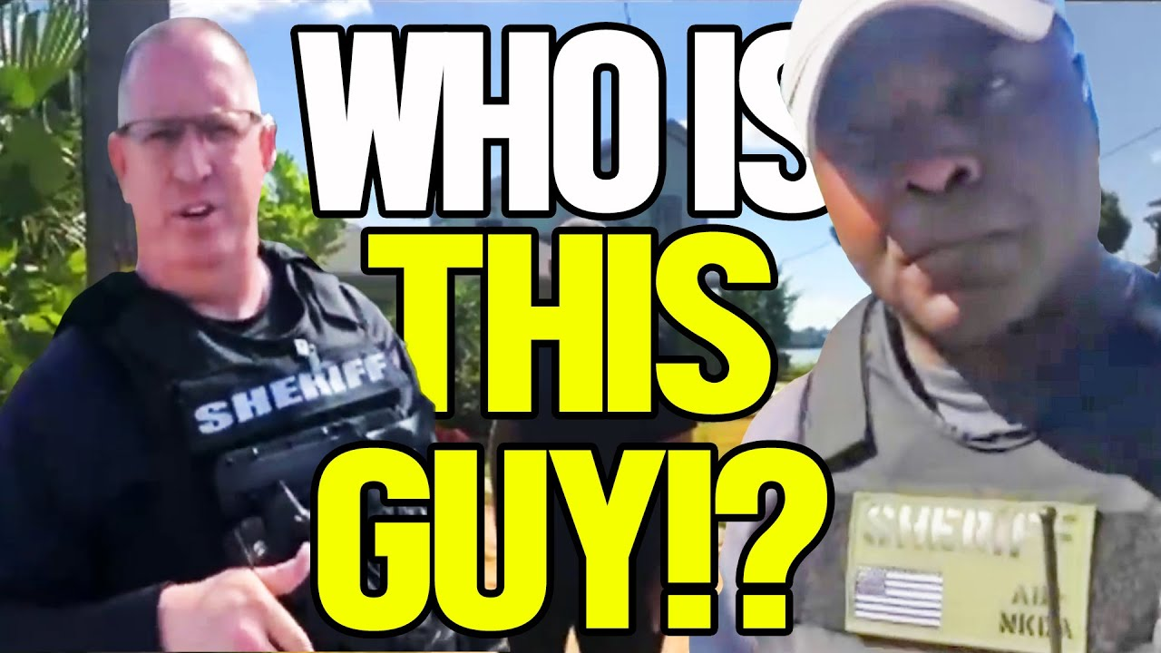 Undercover Cops Didn't Know They Were Being Recorded