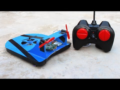 How to Make Hovercraft | RC Hovercraft