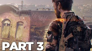UNLOCKING THE DARK ZONE in THE DIVISION 2 Walkthrough Gameplay Part 3 (PS4 Pro)