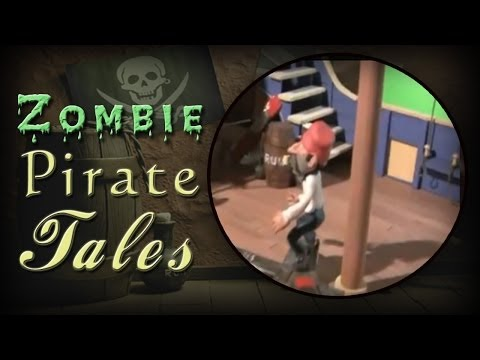 Zombie PirateTales Behind the Scenes Clips