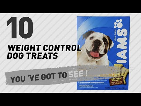 Weight Control Dog Treats // Top 10 Most Popular
