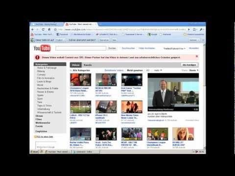 Die YouTube Ländersperre umgehen.HideMyAss pro vpn.Free proxy