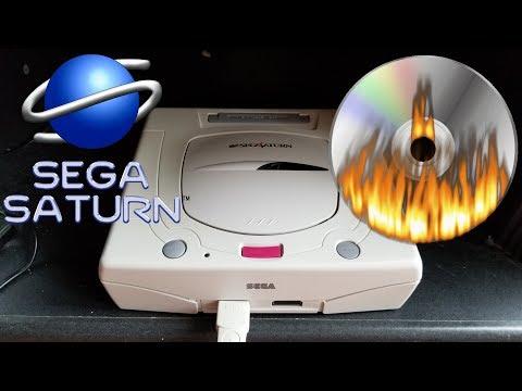 How to Burn Sega Saturn Backups!