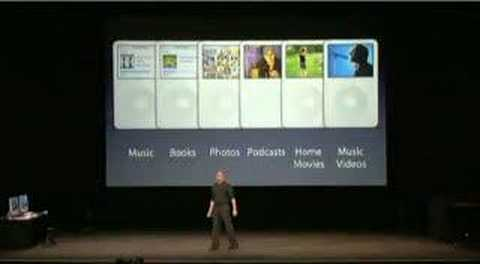 Apple Event San Jose 2005-The 5G Video iPod Introduction