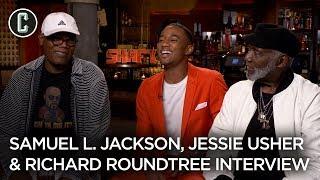 Download Shaft: Samuel L. Jackson, Jessie T. Usher, Richard Roundtree Interview Video