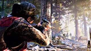 Farcry 5 Official Gameplay Trailer - First Gameplay Reveal | HD