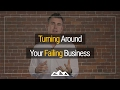 How To Turnaround a Failing Business   Dan Martell