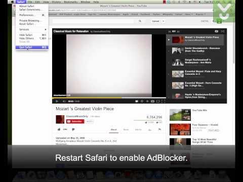 Safari AdBlocker - Block unwanted content in Safari - Download Video Previews