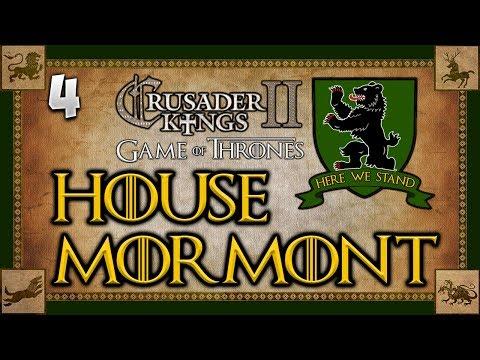 WILDLING INVASION! Game of Thrones - Seven Kingdoms Mod - Crusader Kings 2 Multiplayer #4