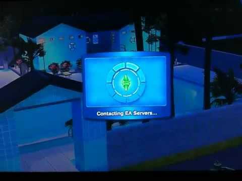 Sims3 Xbox360 - The Exchange is broken