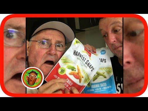 Peas from Bangpoo | Calbee Harvest Snacks Review