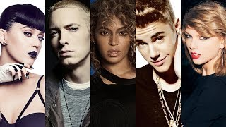 Top 10 Artists With The Most VEVO Certified Videos