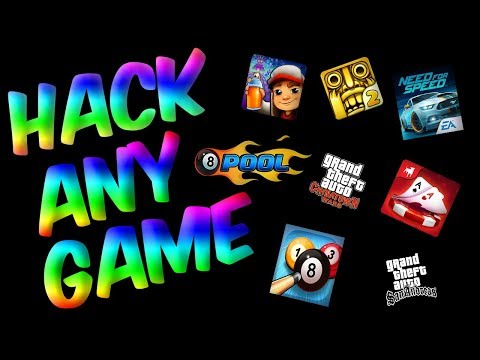 HOW TO HACK ANY GAME/APP IOS ANDROID !!!!!