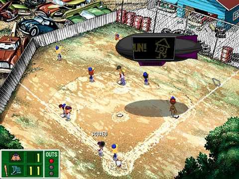 Backyard Baseball 2003 - Aluminum Power Bat