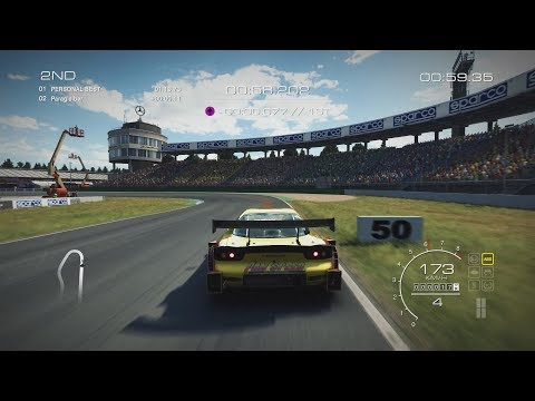 Fast Laps in 20 different racing games (NFS, The Crew, Forza, Grid and more)