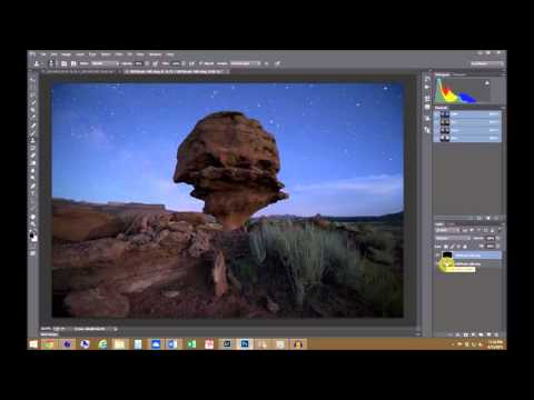 Learn Night Photography - Reduce Dark Noise with Dark Frame