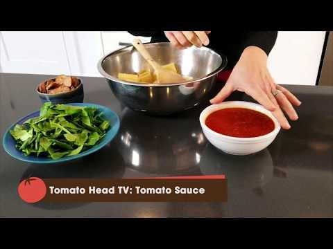 Tomato Head TV: Baked Rigatoni