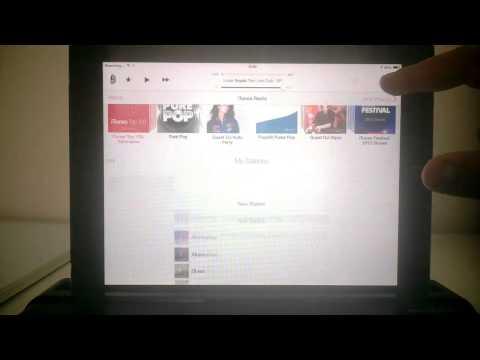 iTunes Radio on iOS7- Review
