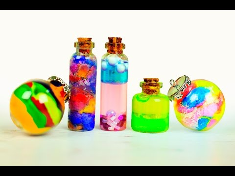 7 DIY Magic Bottle Charms Ideas