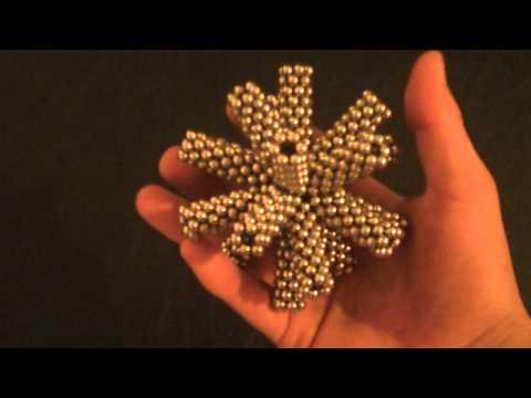 NeoCube stellated icosahedron
