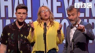 Commercials that never made it to air - BBC Mock the Week