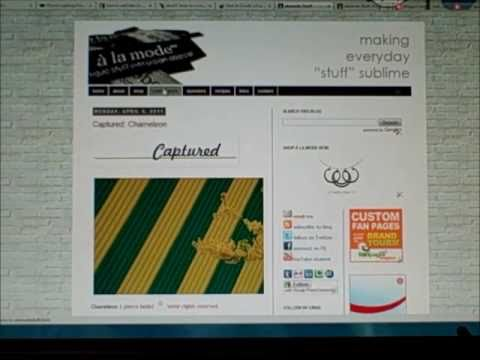 How to add tabs to your Blogger blog