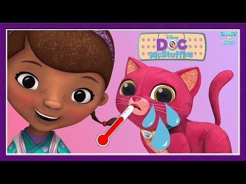 Doc McStuffins: Fun Animal Toys Care - Doctor Pet Vet - Disney Junior App For Kids