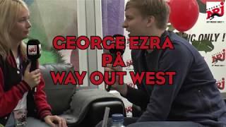 [INTERVIEW] Get to know George Ezra - NRJ SWEDEN