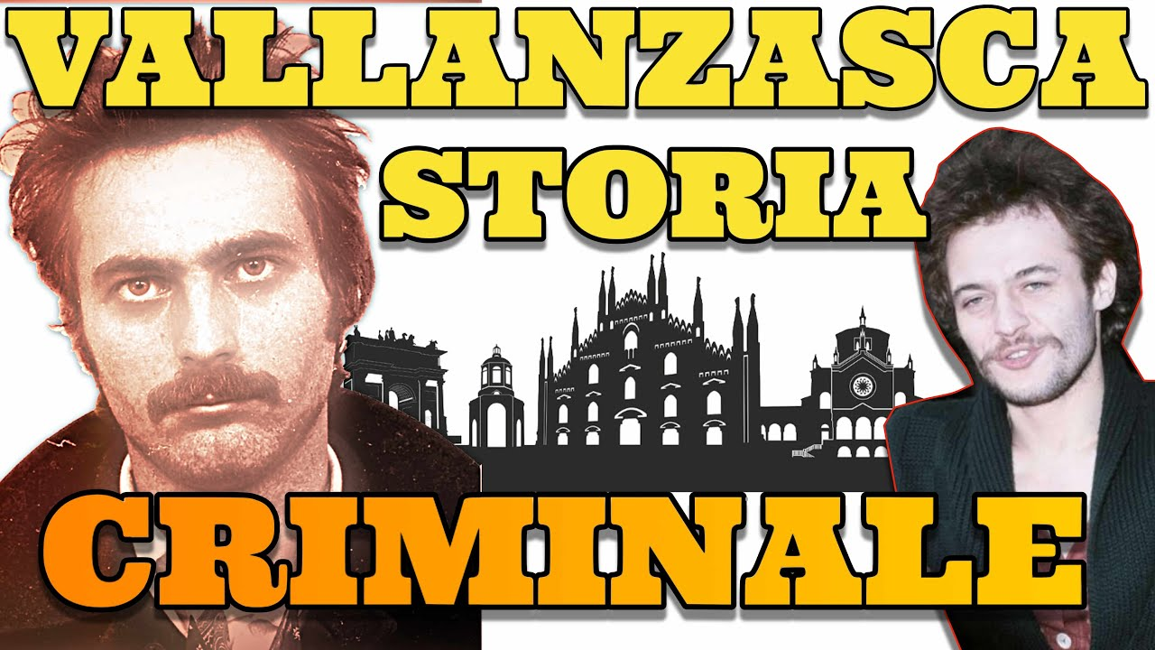 Renato Vallanzasca Storia Criminale di Milano