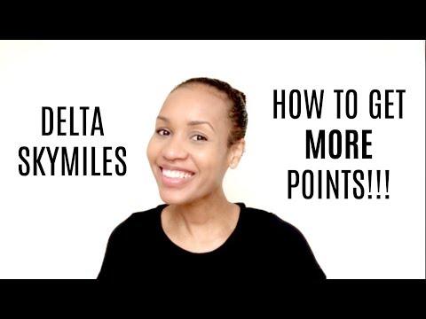 HOW TO | Get Bonus Delta Points