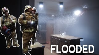 My Apartment Got Destroyed! *completely flooded*