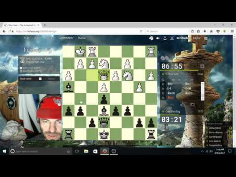 Li Chess getting to 2000 rated then quickly losing it
