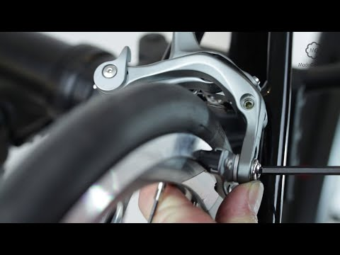 Mount Or Reposition A Dual Pivot Caliper Bike Brake