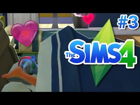 The Sims 4: I GOT A GIRLFRIEND! - Part 3