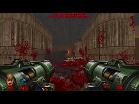 Doom 4/2016 weapons optional addon for Brutal Doom version 2