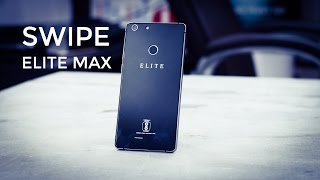 Swipe Elite Max review with unboxing [COMPLETE]