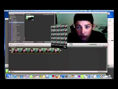 How To: Reverse A Video in iMovie '09