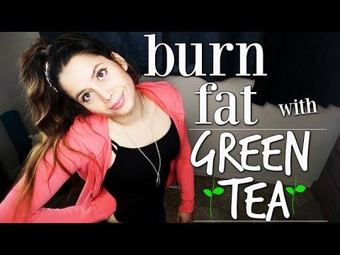 GREEN TEA FOR FAT BURNING | HOW DOES GREEN TEA BURN FAT? EXPLAINED