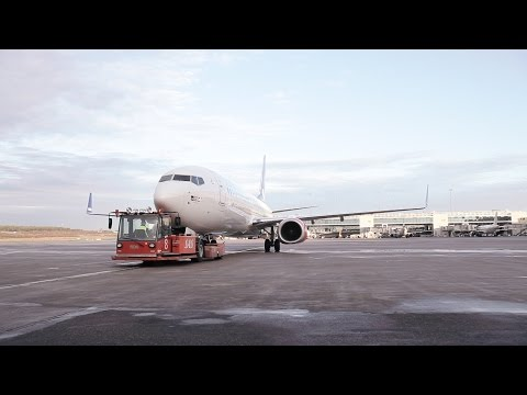 Turnaround - How to get a plane ready from one flight to another