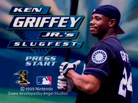 Ken Griffey Jr.'s Slugfest - Intro Video