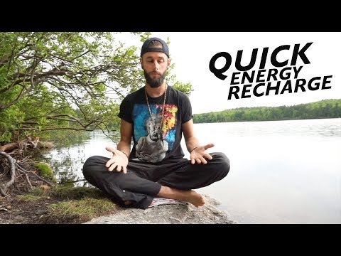 Quick Energy Recharge - Beginner Meditation