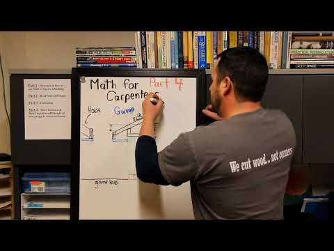 Carpenter Math : Heal Height - Crucial Math for Home Additions & Renovations - Pt 4