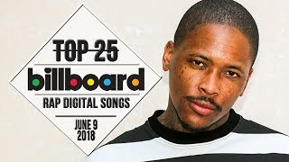 Top 25 • Billboard Rap Songs • June 9, 2018 | Download-Charts