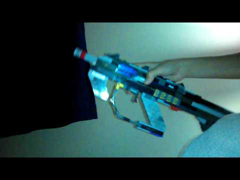 Life size Lego guns