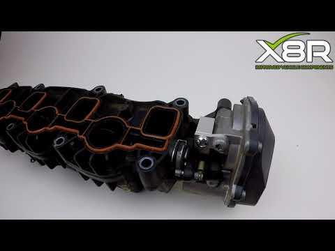 Audi SEAT Skoda VW 2.0 TDI Intake Inlet Manifold P2015 Error Flap Actuator Motor Bracket