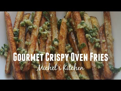 Gourmet Crispy Oven Fries - 19